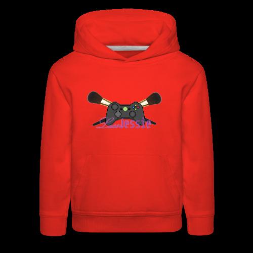 LassJessie Logo - Kids' Premium Hoodie