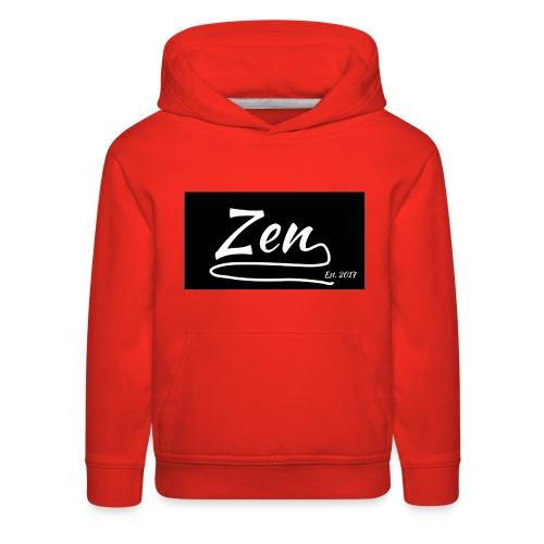 Zen Apparel - Kids' Premium Hoodie