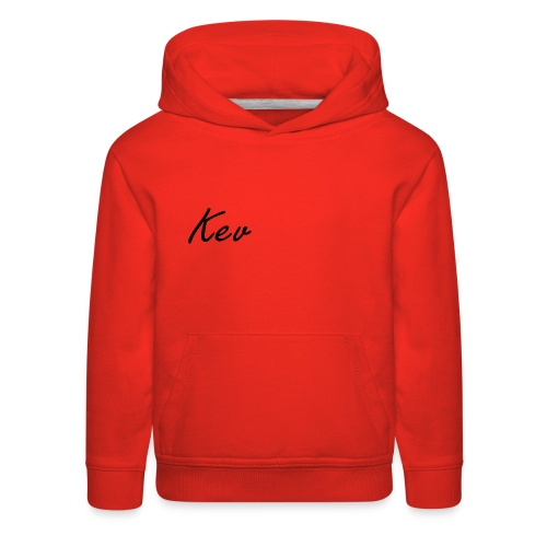 Kgtalic kev logo - Kids' Premium Hoodie