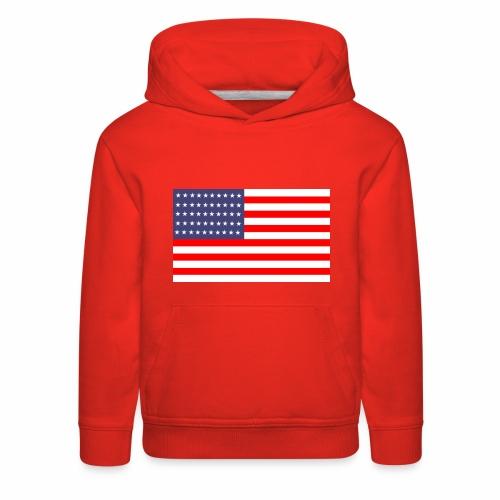 Usa Sweatshirt - Kids' Premium Hoodie