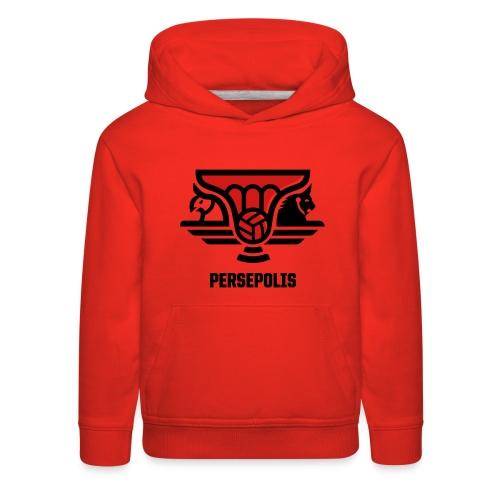 persepolis logo tee - Kids' Premium Hoodie