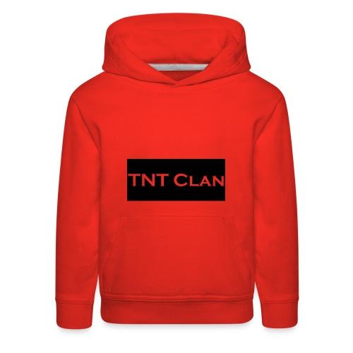 TNT Clan Merchandise - Kids' Premium Hoodie