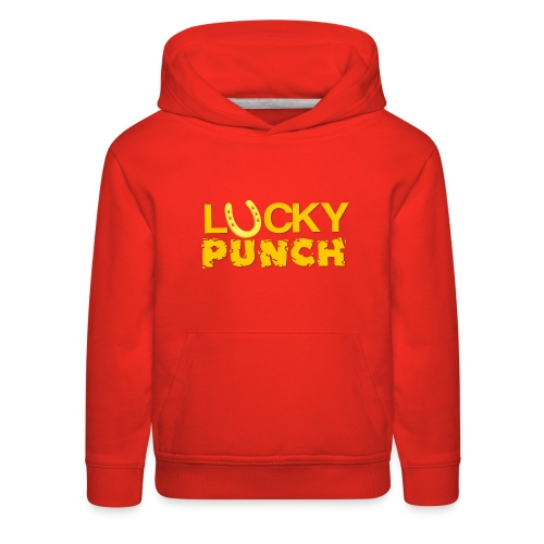 LUCKY PUNCH - Kids' Premium Hoodie