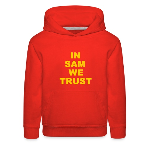 In SD We Trust - Kids' Premium Hoodie