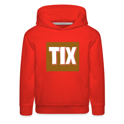 TIX Kid's T Shirt - Kids' Premium Hoodie