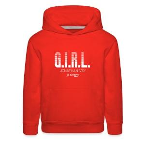 Girl Shirt - Kids' Premium Hoodie