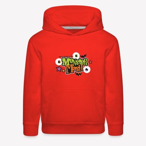 ( LIMITED ) REDNEMOFTW HALLOWEEN MERCH - Kids' Premium Hoodie