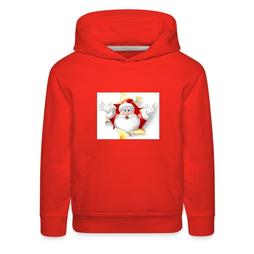 santa limited edition merch - Kids' Premium Hoodie