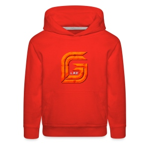 GG_Lad Logo - Kids' Premium Hoodie