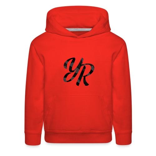 YR Camo Limited Edition - Kids' Premium Hoodie