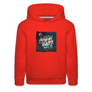 High On Chemicals With You - Kids' Premium Hoodie
