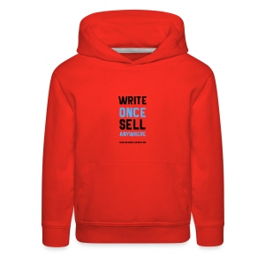 Write Once Sell Anywhere - Kids' Premium Hoodie