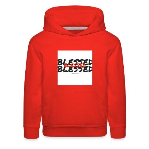BLESSED - Kids' Premium Hoodie