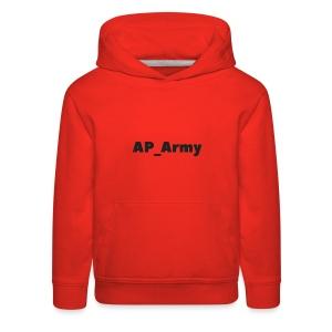 AP_Army hoddies - Kids' Premium Hoodie