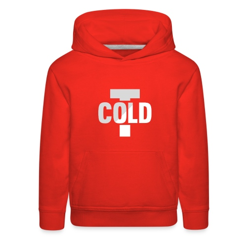 TeamCold Official Merch - Kids' Premium Hoodie