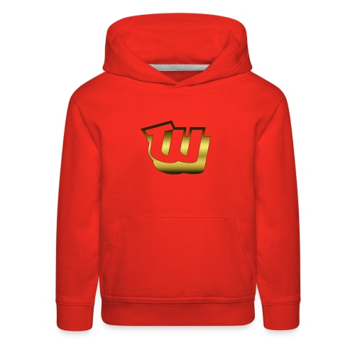 Official W1 Merch Store - Kids' Premium Hoodie