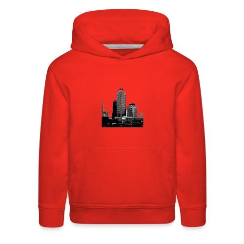 ATL city - Kids' Premium Hoodie