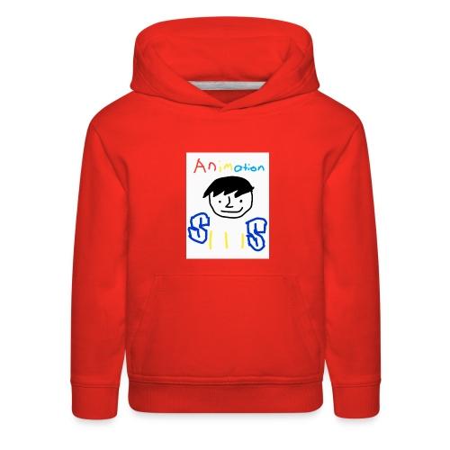 MemoDraw JPEG 20180122 210818 - Kids' Premium Hoodie