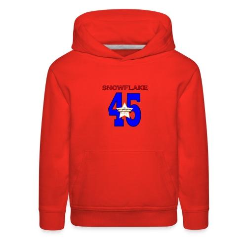 president SNOWFLAKE 45 - Kids' Premium Hoodie