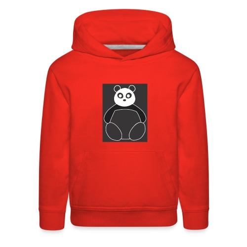 Fat Panda - Kids' Premium Hoodie