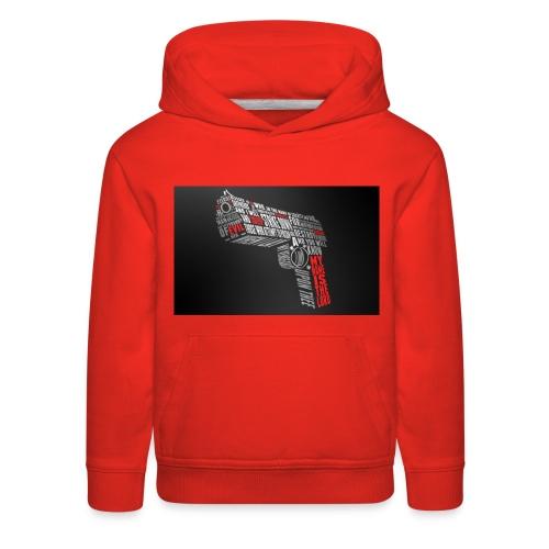 youtube - Kids' Premium Hoodie