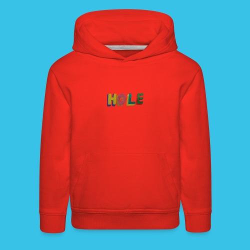 HOLE - Kids' Premium Hoodie