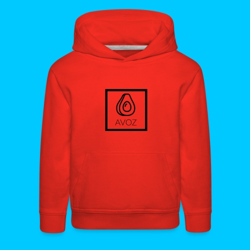 The Avocado - Kids' Premium Hoodie