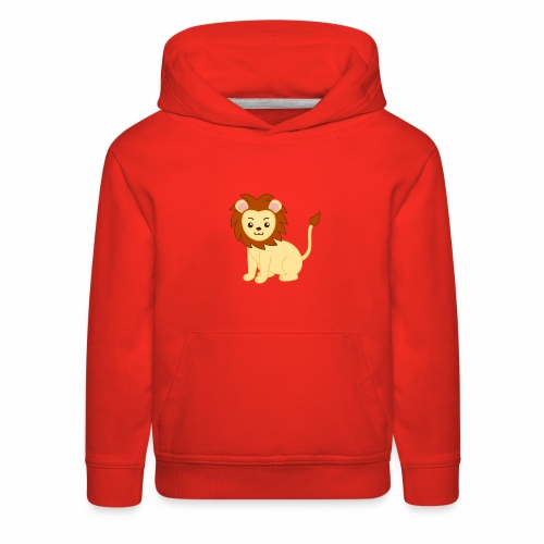 lionpouncing gaming merch - Kids' Premium Hoodie