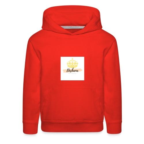 Deshana - Kids' Premium Hoodie