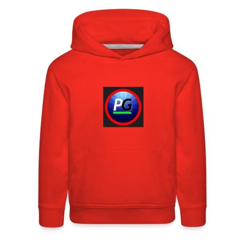PG logo - Kids' Premium Hoodie