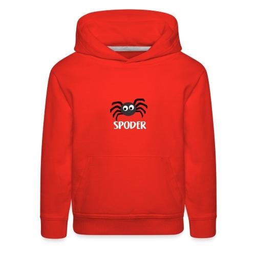 Spoder - Kids' Premium Hoodie