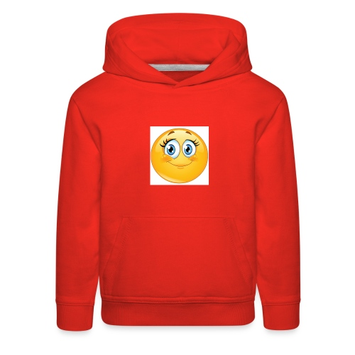 Mojiful Meaning of Game - Kids' Premium Hoodie