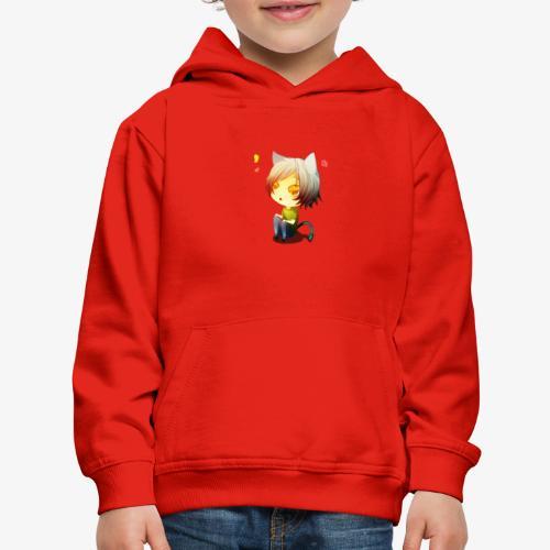 Wolfpack shrit - Kids' Premium Hoodie