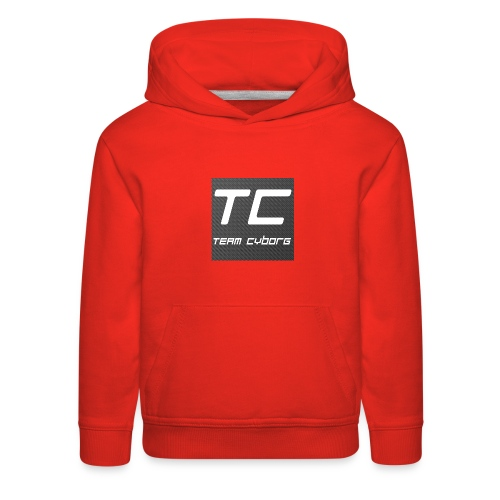 Team Cyborg Kids Merch - Kids' Premium Hoodie