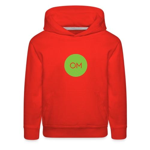 the om merch oficcial - Kids' Premium Hoodie