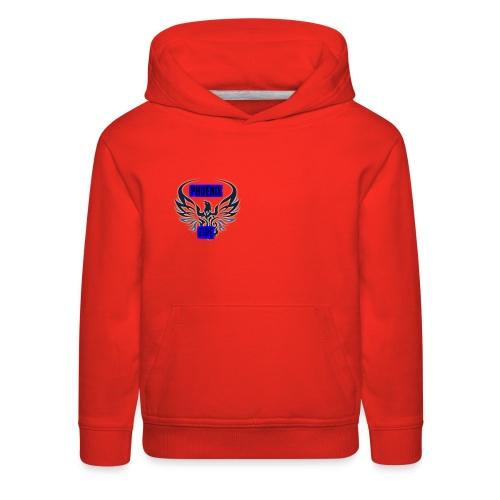 phoenix fire - Kids' Premium Hoodie