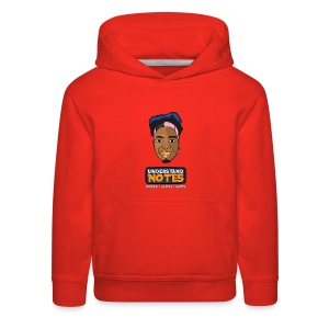 Full Cartoon Understand Notes - Kids' Premium Hoodie