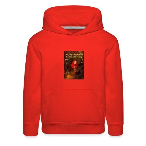 FB IMG 1527467258454 - Kids' Premium Hoodie
