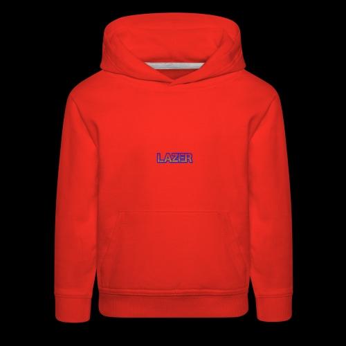 JosephTheLazer premium hoodies - Kids' Premium Hoodie