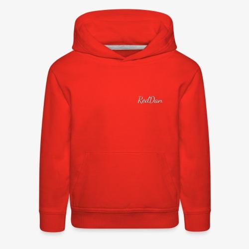 Offical Red Dan Merch - Kids' Premium Hoodie