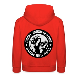 Drone Manipulation FISTS UP - Kids' Premium Hoodie