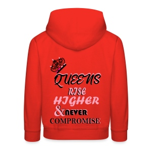 Queens Rise Higher - Kids' Premium Hoodie