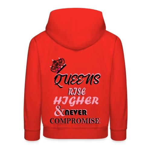 Queens Rise Higher - Kids' Premium Hoodie