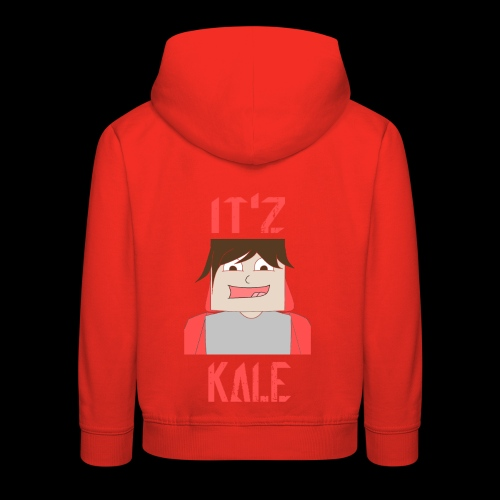 ItzKale - Kids' Premium Hoodie