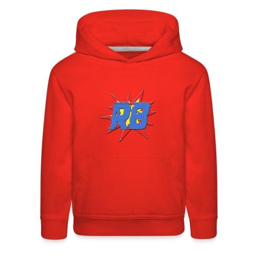 Ronbon Logo - Kids' Premium Hoodie