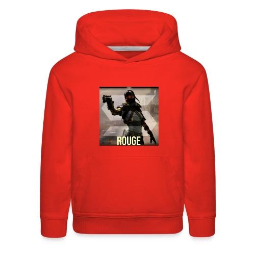 Synx Rouge Picture - Kids' Premium Hoodie