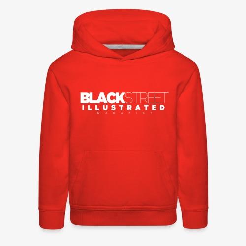 BlackStreet Illustrated Magazine - Kids' Premium Hoodie