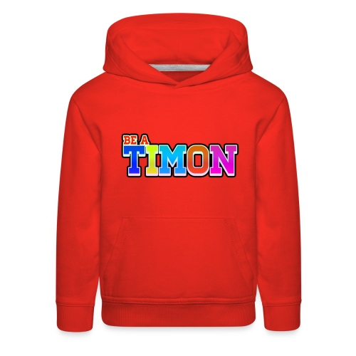 TimonKidsEdition | Colorful Desing - Kids' Premium Hoodie