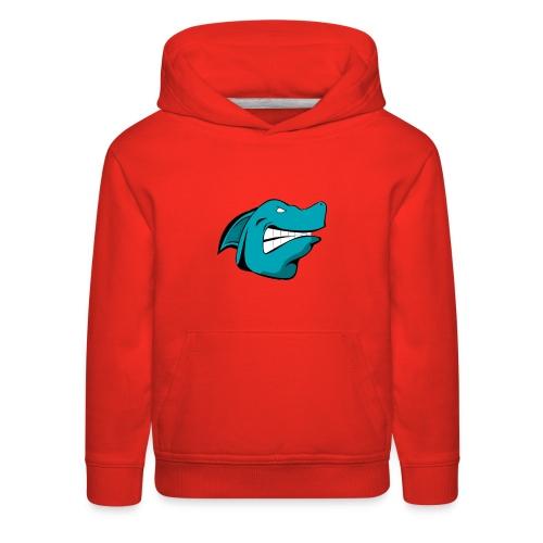 Squishyfisher Logo merch - Kids' Premium Hoodie