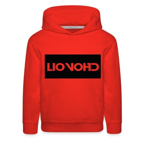 LiovoHD White - Kids' Premium Hoodie